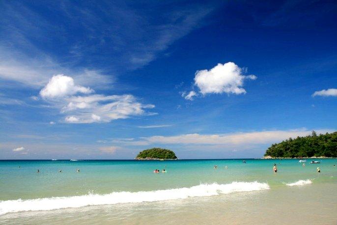 Пляжи Ката и Камала