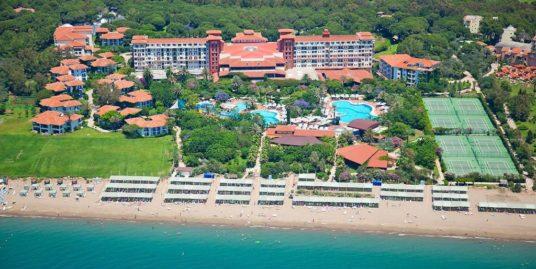 Belconti Resort Hotel 5