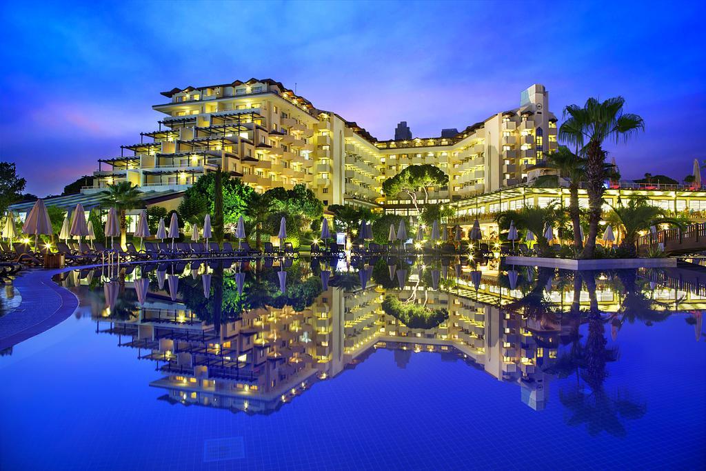 Отличный отдых — Bellis Deluxe Hotel 5