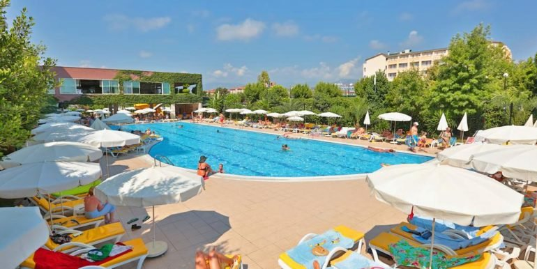 фото отеля Primasol Telatiye Resort 5 звезд