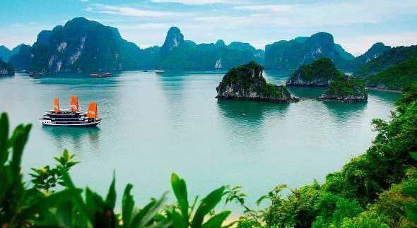 Туры с прямым перелётом во Вьетнам продает больше туроператоров