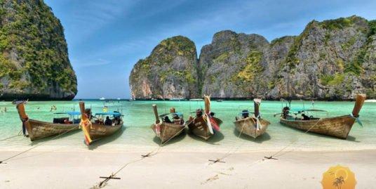 Украинцы смогут путешествовать в Таиланд без виз уже в апреле